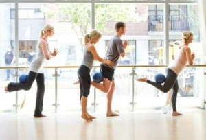 Barre3 Instructor