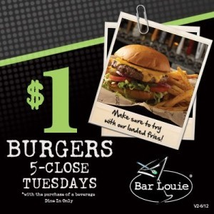 Bar Louie Burgers